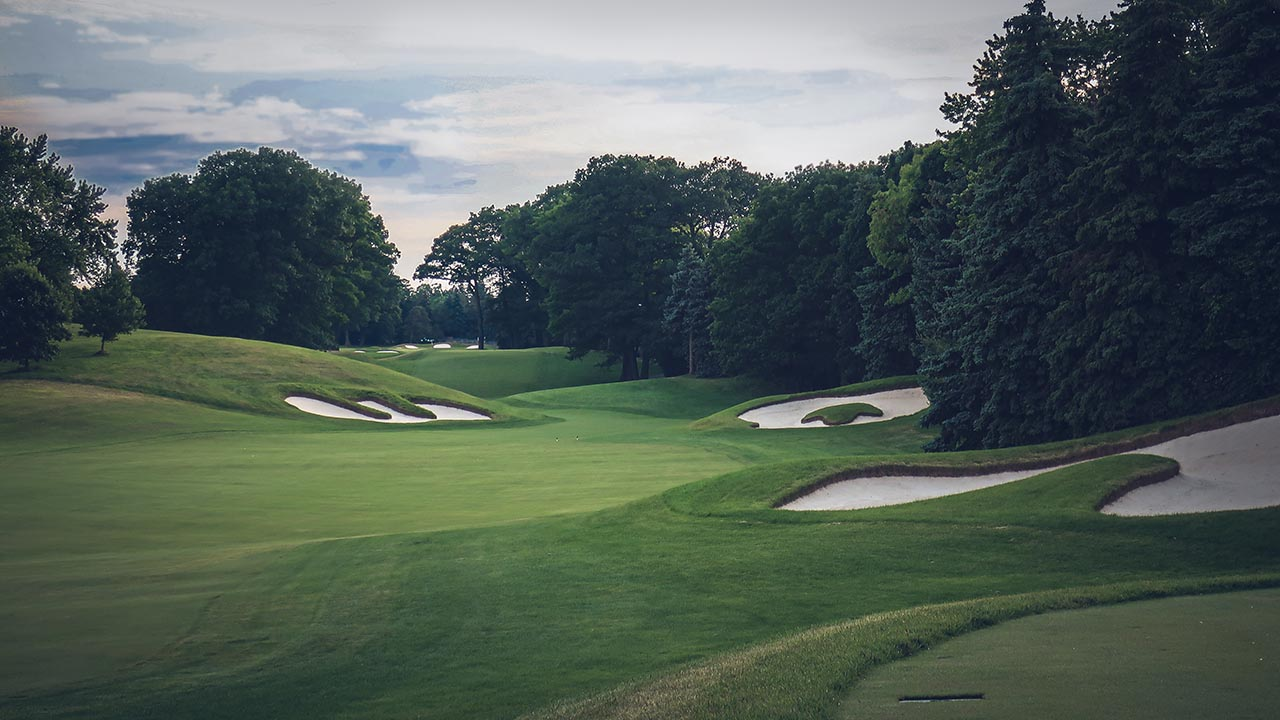 If Canada Hosted The Four Majors, Where Would They Go?