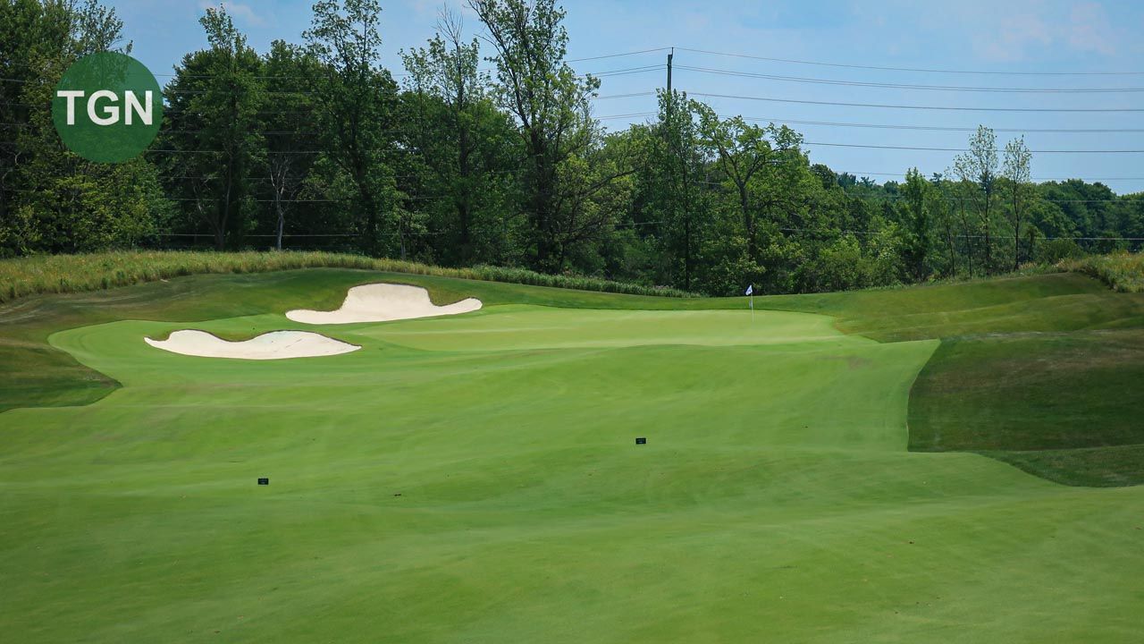 The Nest Hole 3 Green