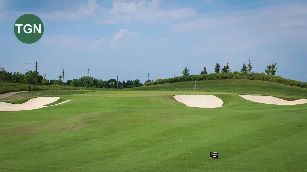 The Nest Hole 13 Green