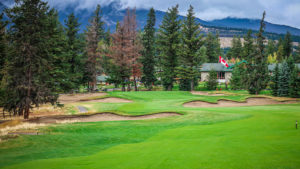 Course Review: Jasper Park Lodge