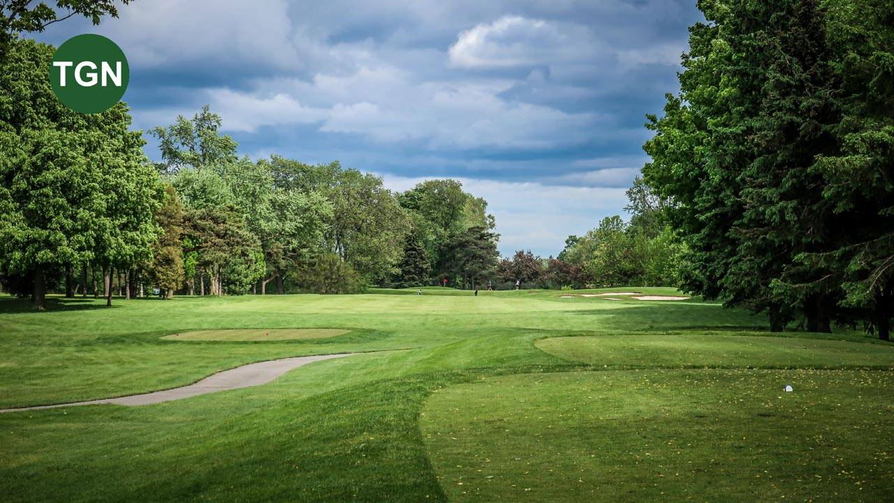 Lakeview Hole 4
