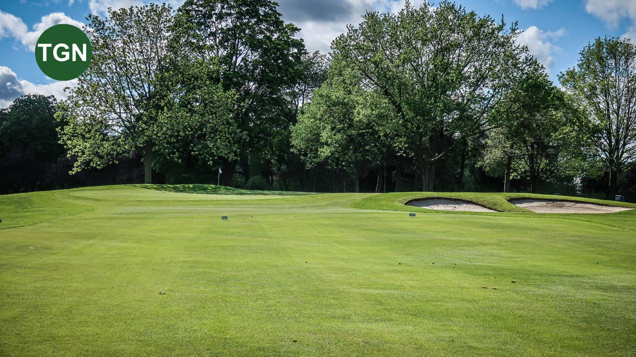 Lakeview Hole 6 Fairway