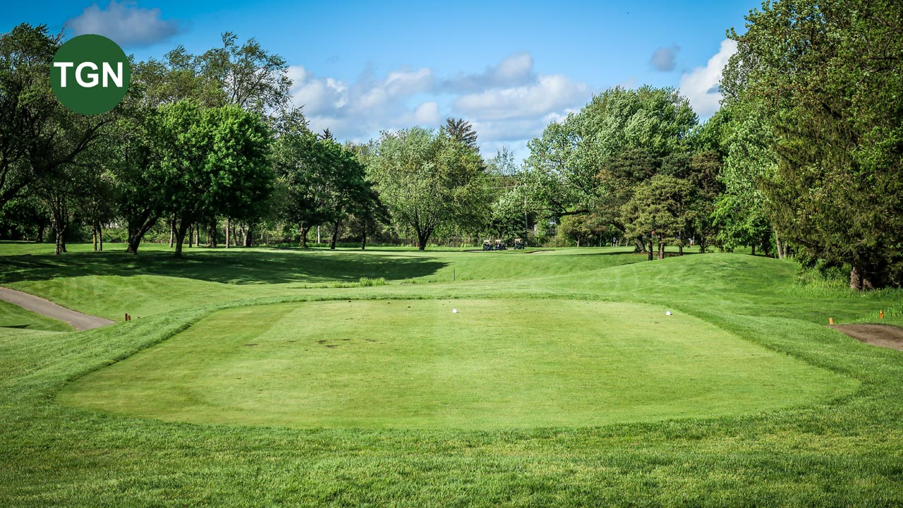 Lakeview Hole 8