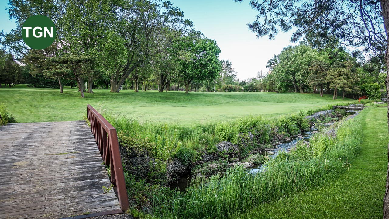 Lakeview Hole 8 Fairway
