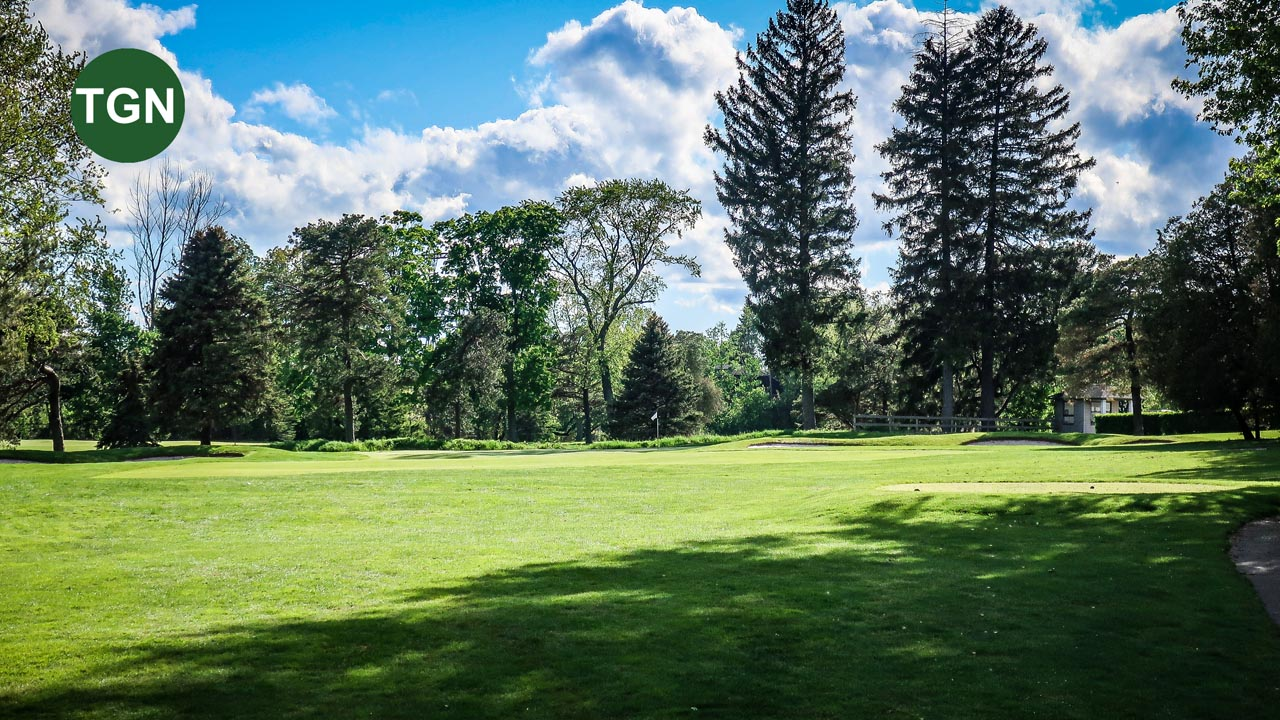 Lakeview Hole 9