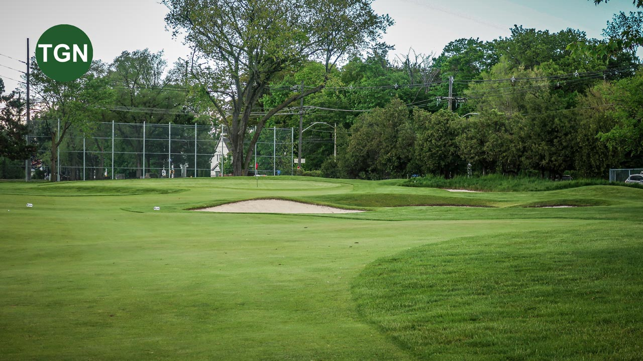 Lakeview Hole 13 Fairway