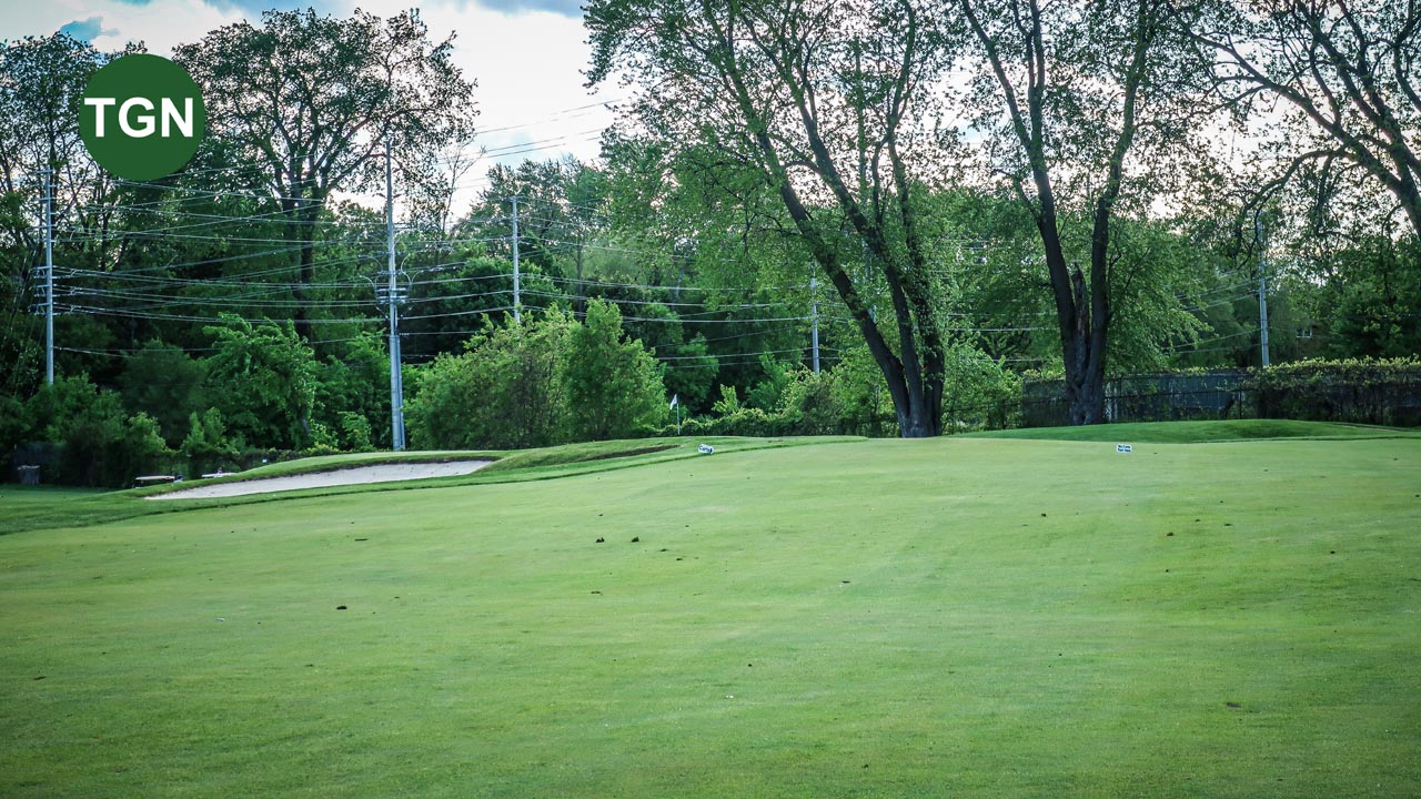 Lakeview Hole 15 Fairway