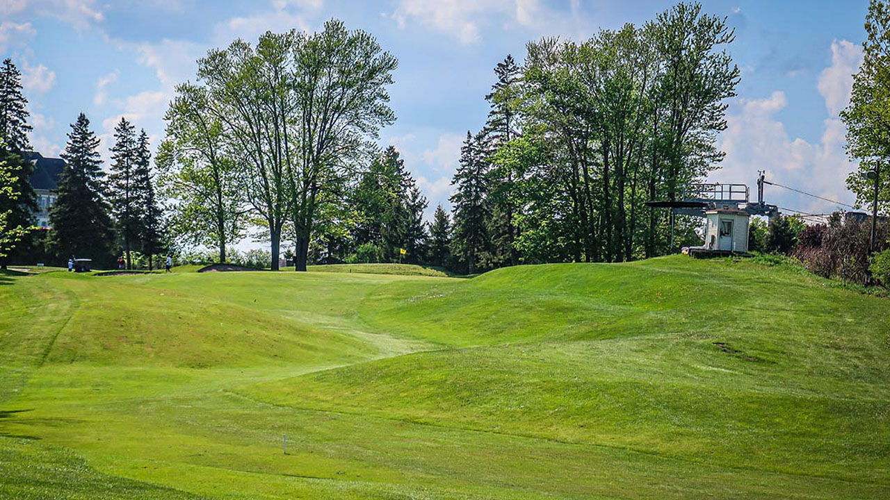 Canada's Great Golf Holes: The 5th at Uplands Golf & Ski Area