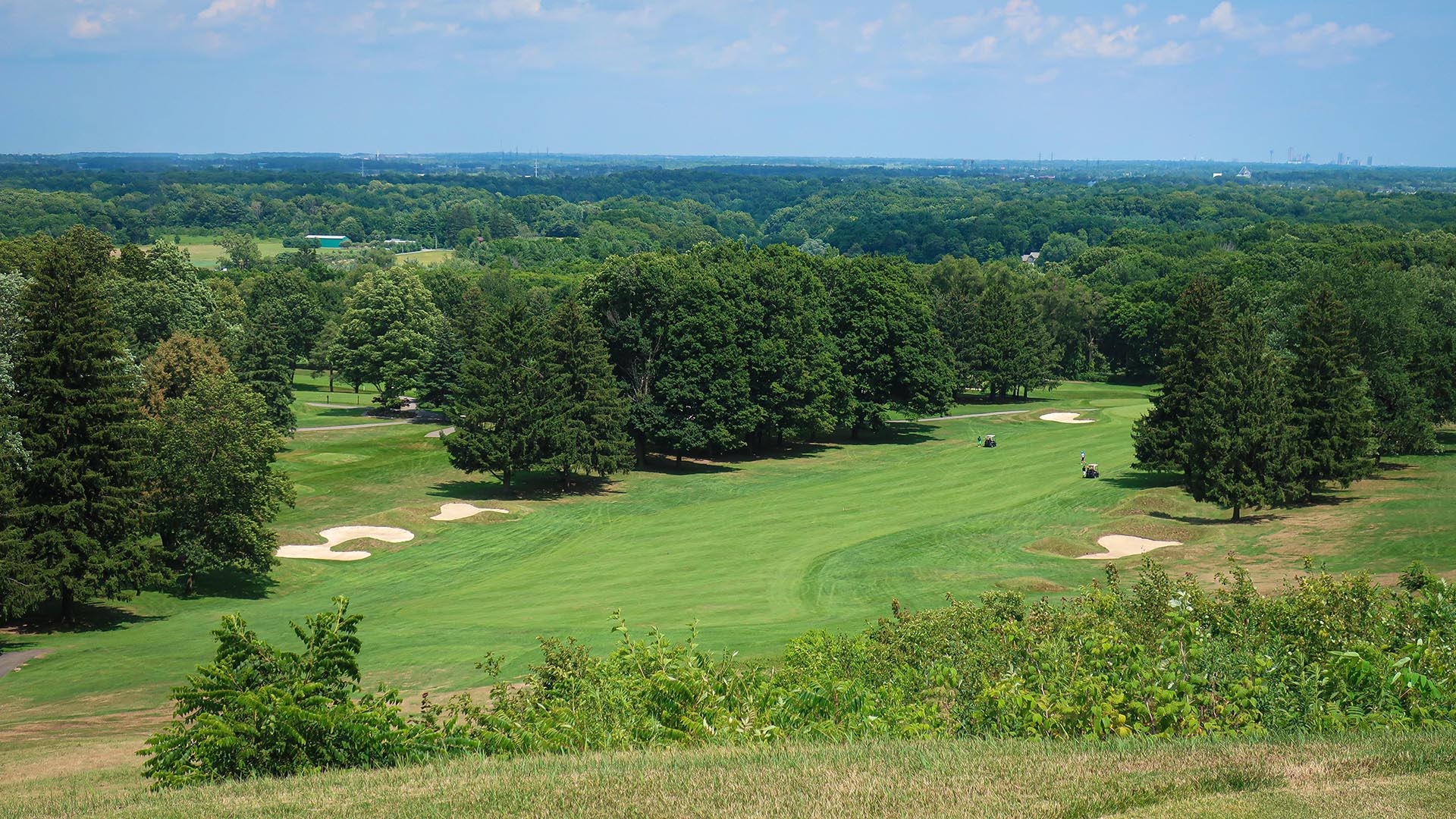 Course Review: Lookout Point